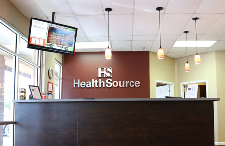 Welcome to HealthSource